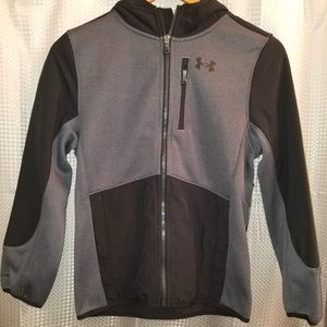 Under Armour Kids' Swacket Hooded Jacket